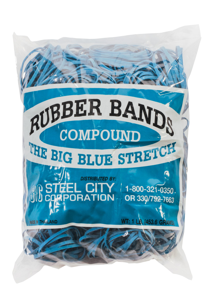 Compound Rubber Bands