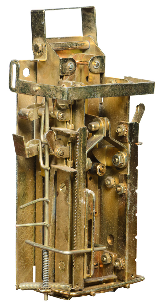 Stacker Mechanism