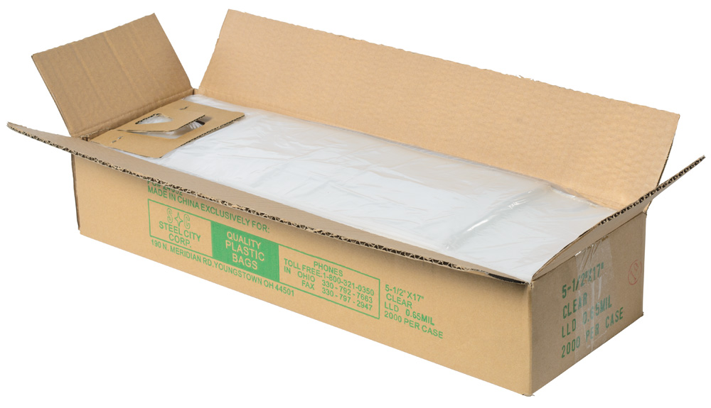 Polyethylene Newspaper Delivery Bags
